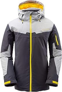 Spyder Men's Chambers Gore-Tex Ski Jacket – Male Full Zip Hooded Winter Coat