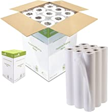"White 20"" Couch Roll Hygiene Roll - 40 Metres (9)"