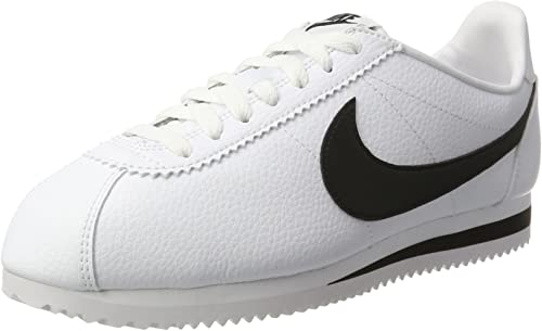 Nike Classic Cortez Leather, paniers Mixte Adulte