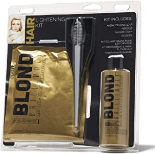 blond brilliance lift and tone lightening kit