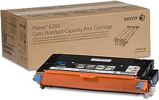 Xerox 106R01388 Phaser 6280 Cyan Standard Capacity Print Cartridge