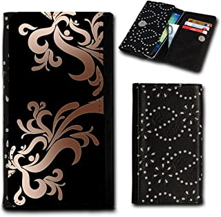 Book Style Flip mobiltelefon väska fodral skydd skal foto skål motiv etui för BQ Aquaris E4.5 – Flip SU5 Design7