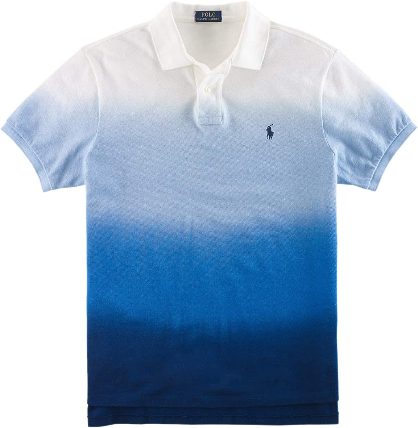 Polo RL Toddler Boy/'s Soft Color Pony Polo Shirt 2T-4T