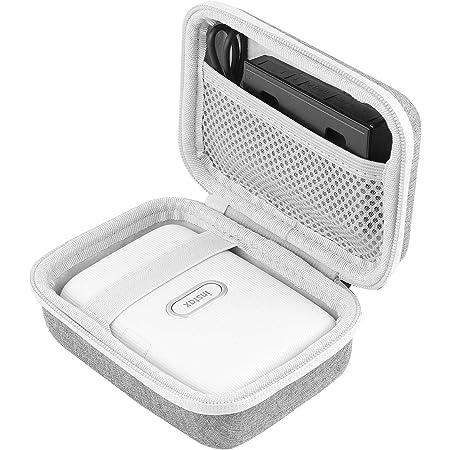 Brappo Custodia Rigida da Viaggio Stampante per Smartphone Fujifilm Instax Mini Link