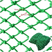 Children Fall Protection Safety Net BHH Children Railing Net?Stair Safety Net Balcony Protective Net Parrot Crawling Wall Green Decorative Net Indoor Ceiling Net Fence Home Deck Hang Clothes