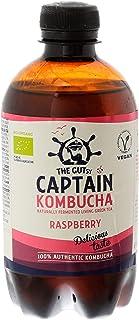 comprar comparacion Captain Kombucha - California Raspberry - 400 mililitros