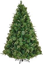 WSJTT Seasonal Décor Christmas Trees Artificial Christmas Tree Mixed Artificial Spruce Hinged Xmas Pine Tree Premium Unlit...