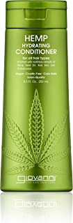 Sponsored Ad - GIOVANNI Hemp Hydrating Conditioner, 13.5 Fl Oz. Hemp Seed Oil, Aloe Vera, Frankincense, Helps Stimulate, M...
