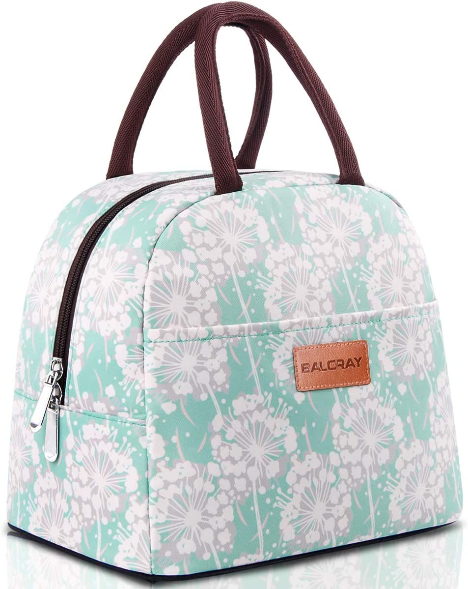 Mint Green with Flower