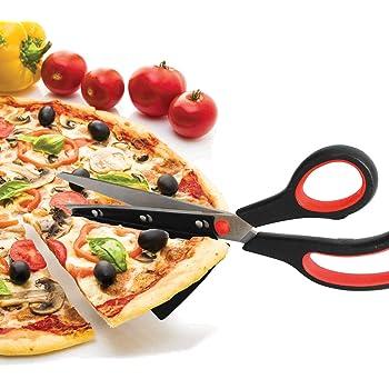 Pizza forbici da cucina Tool con superficie Servier–Pizza-Forbici da cucina Gadget Utensile Da Cucina Utensile Da Cucina