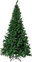 Sunnyglade 7.5 FT Premium Artificial Christmas Tree 1400 Tips Full Tree Easy to Assemble with Christmas Tree Stand (7.5ft)