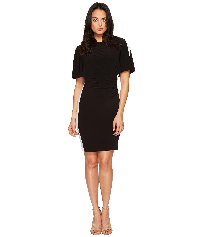 [ラルフローレン] レディース ワンピース Poline Two-Tone Matte Jersey Dress [並行輸入品]