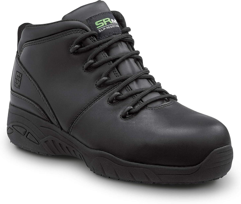 SR Max Sitka Women's, Black, Comp Toe, EH, Waterproof, Slip Resistant Work Hiker