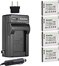 CHARGER KIT for OLYMPUS X-845 X-855 X-600 X-750 X-790