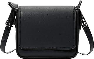 s.Oliver Damen 39.912.94.2097 Henkeltasche Schwarz (Grey/Black)