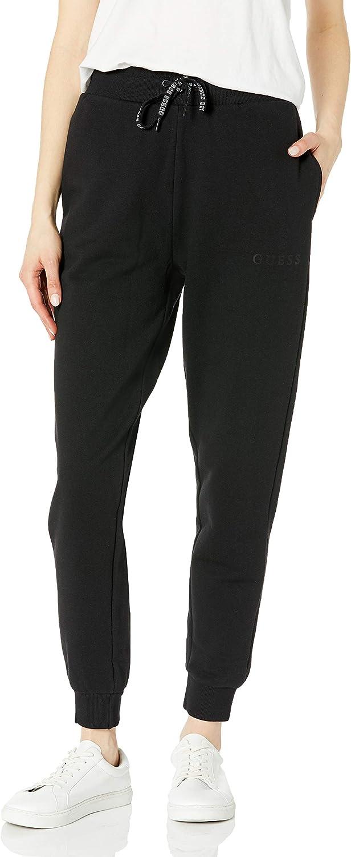 授与 GUESS Women's Active 激安 Long Sweatpants Jogger