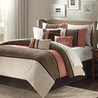 Madison Park Palisades 7 Piece Comforter Set Size: Queen