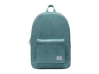 Herschel Supply Co. Daypack (Oil Blue) Backpack Bags