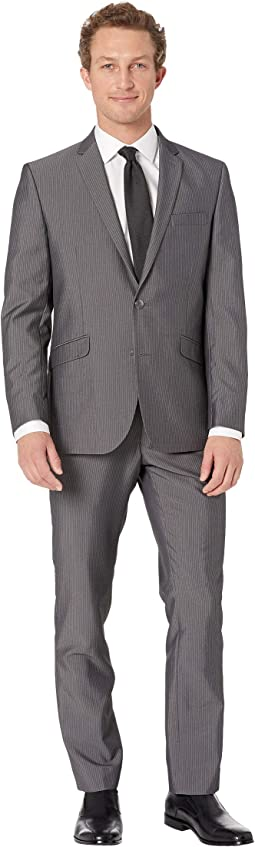 "Unlisted Slim Fit Stretch 32"" Finished Bottom Suit"