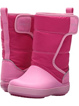 Crocs Kids Winter and Snow Boots + FREE
