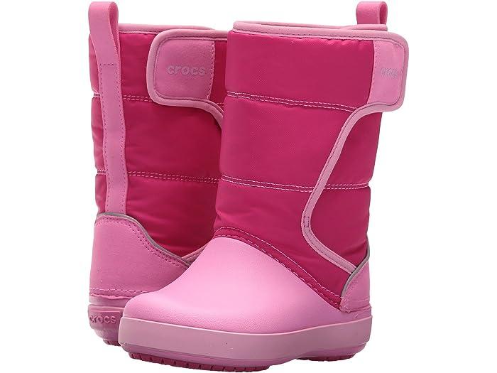 Crocs Kids LodgePoint Snow Boot