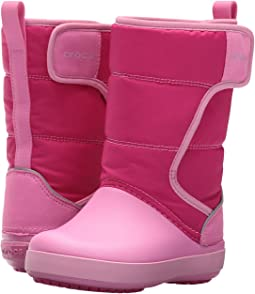 Crocs Kids LodgePoint Snow Boot (Toddler/Little Kid)