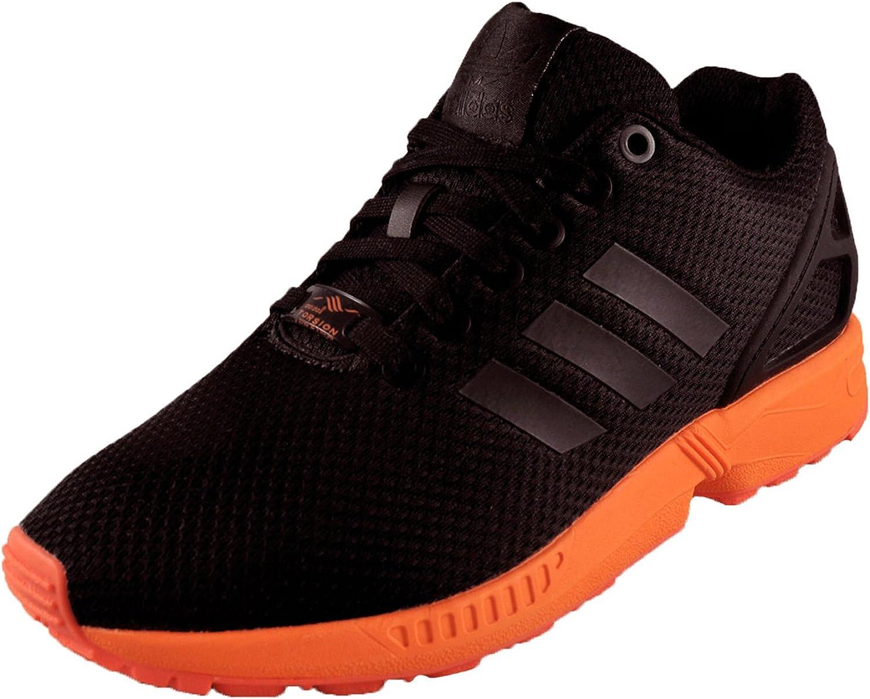 Adidas Originals S41849 Unisex ZX Flux Casual Gym Fitness Trainers Black AUTHENTIC Size UK 11.5