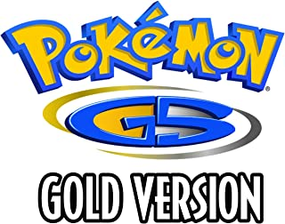 Pokémon Gold Version - Pre-Load- 3DS [Digital Code]