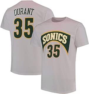 Mitchell & Ness NBA Boys Youth 8-20 Hardwood Classics Name & Number T-Shirt