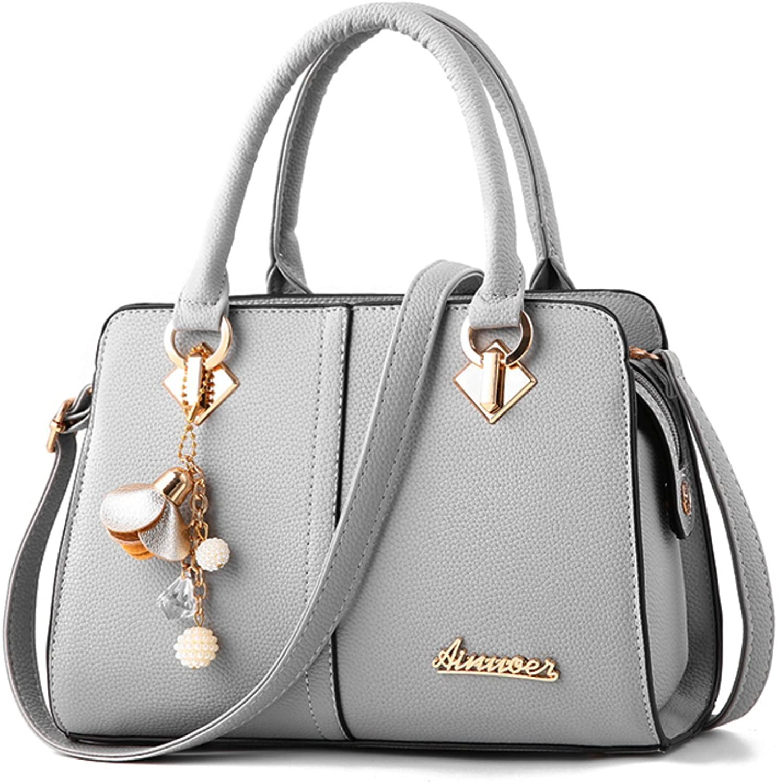 21 Club Brand Women Hardware Ornaments Solid Totes Handbag Lady Party Purse Casual Crossbody Messenger Shoulder Bag