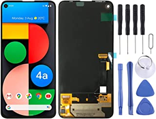 SHUHAN LCD Screen Phone Repair Part new OLED Material LCD Screen and Digitizer Full Assembly for Google Pixel 4a 5G GD1YQ ...