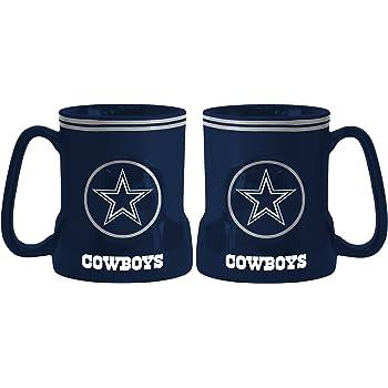 18 oz NFL Sculpted Game Time Mug