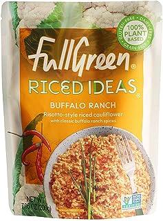 Fullgreen Riced Ideas Buffalo Ranch - Risotto-style Riced Cauliflower, 200g