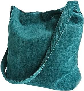 Messenger Bag Womens Shopper Tote Satchel Shoulder Crossbody Bag Bookbag