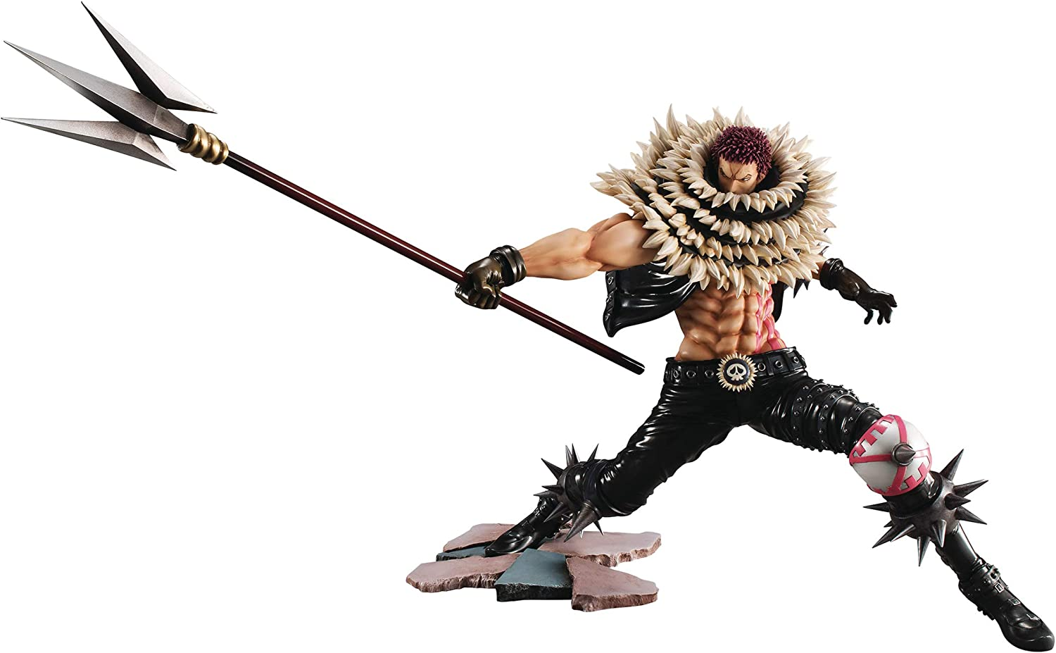 gran descuento Megahouse KATAKURI Figura One Piece Portrait of Pirates Pirates Pirates SA-Maximum  ventas directas de fábrica