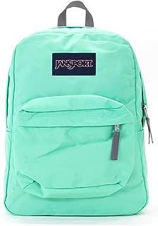 Jansport Superbreak Backpack (seafoam green)