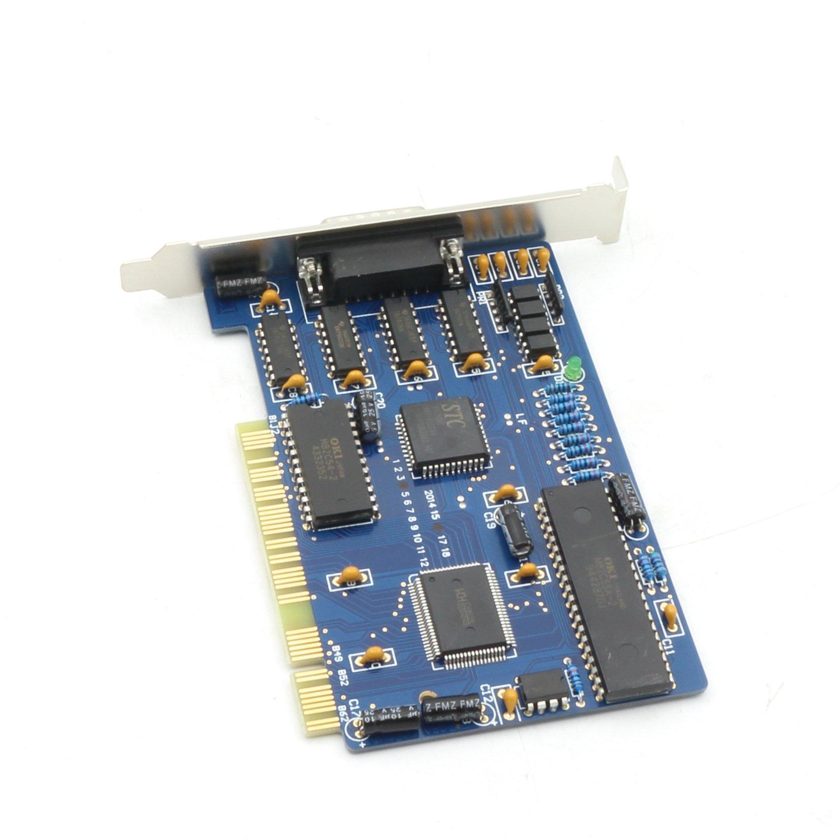 3 Axis NC Studio Ncstudio tarjeta de control de movimiento PCI ...
