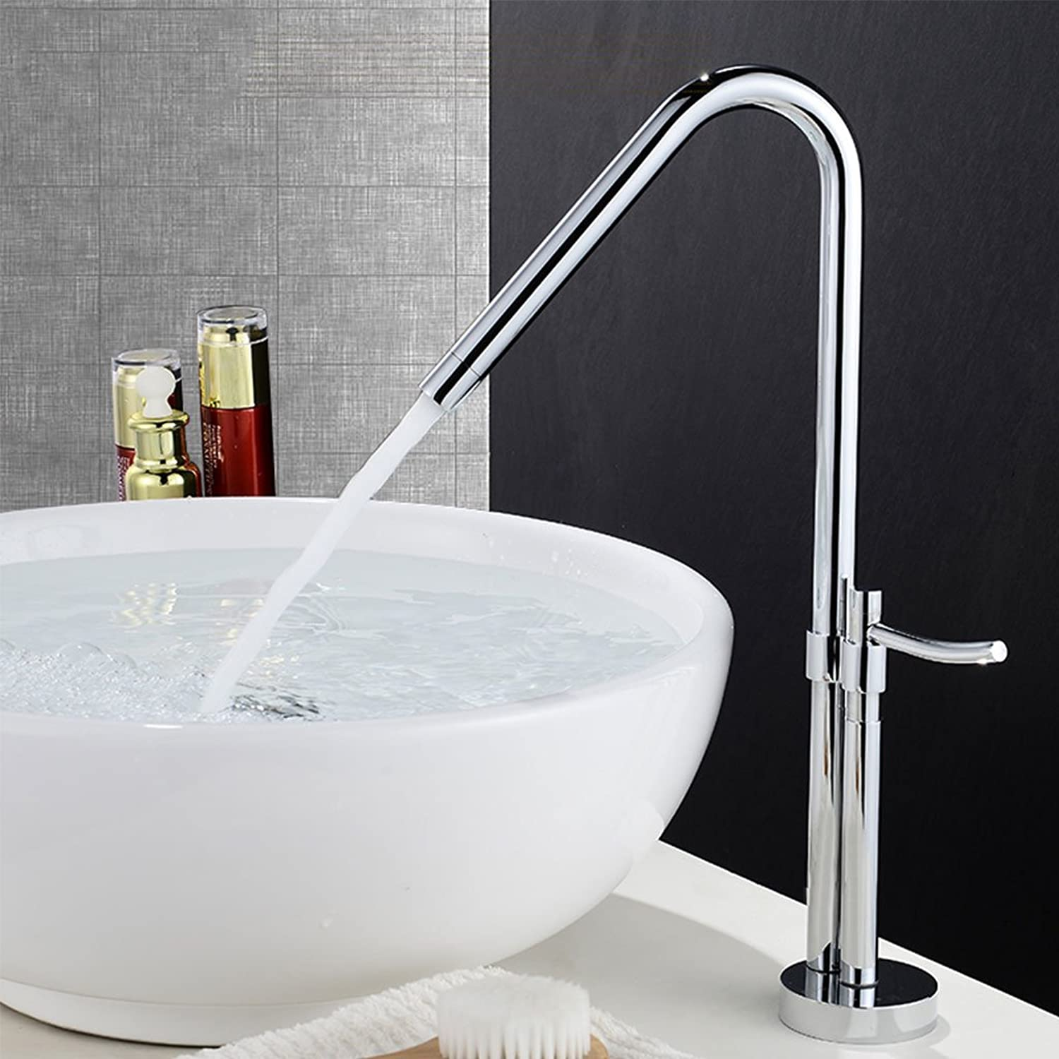 WYQLZ Modern Fashion Basin Mixer Creative High-end Hot And Cold Faucet