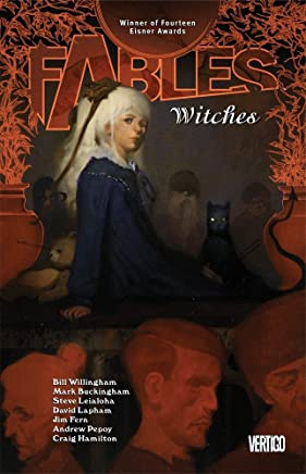 Fables 14: Witches