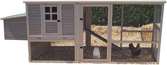 Precision PET 7029136 Pet Supplies Animal Coop-Hutch