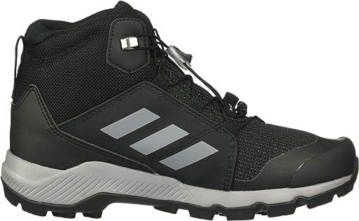Black/Grey Three/Carbon