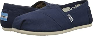 TOMS Women's Classic Canvas Slip On