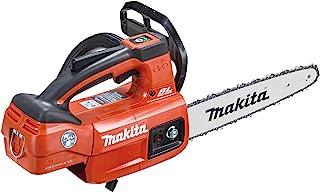 マキタ 充電式チェンソー ガイドバー250mm 赤 18V バッテリ充電器別売 MUC254DZNR