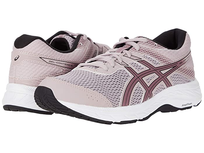 ASICS  GEL-Contend 6 (Watershed Rose/Purple Oxide) Womens Running Shoes