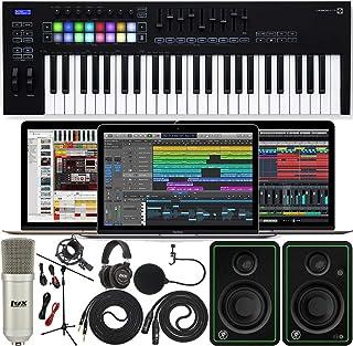 Novation Launchkey 49 MK3 USB MIDI Keyboard 49 Keys Controll