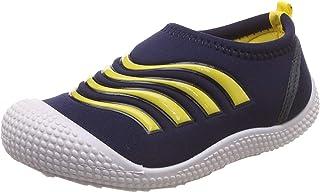 BUBBLEGUMMERS Boy's Bubblesoftytoe Blue Indian Shoes-11 (3599637)