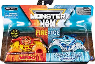 Best monster jam fire and ice 2019 Reviews