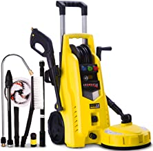 Wilks-USA RX525 High Power Pressure Washer 165 Bar / 2400 PSI Portable Electric Jet Washer for Patio Car Driveway & Garden...