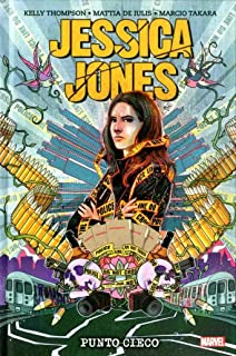 Jessica Jones N° 4 - Punto Cieco - Marvel Collection - Panini ITALIANO