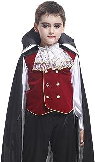 GEMVIE 男の子 コスチューム ゾンビ ホラー 子供用 キッズ 変身 ハロウィン パーティー 学園祭 舞台演出服 仮装 キッズ